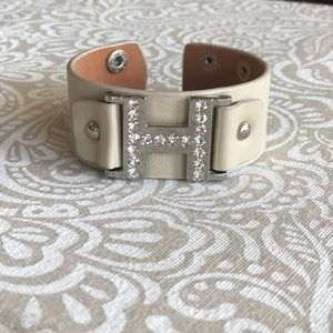Jewelry - Leather Cuff Bracelet